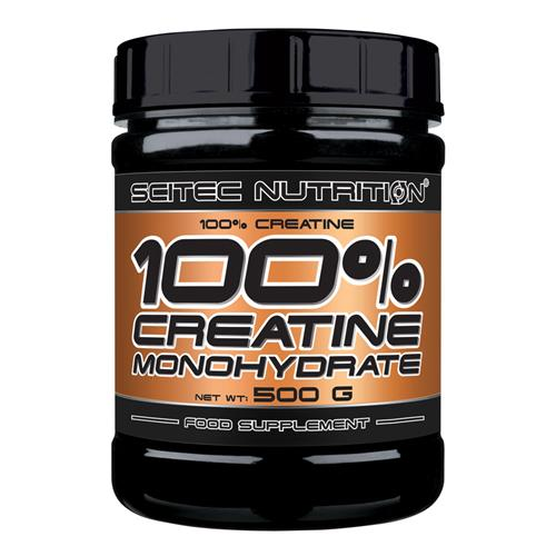Creatinas Scitec Nutrition 100% Creatine