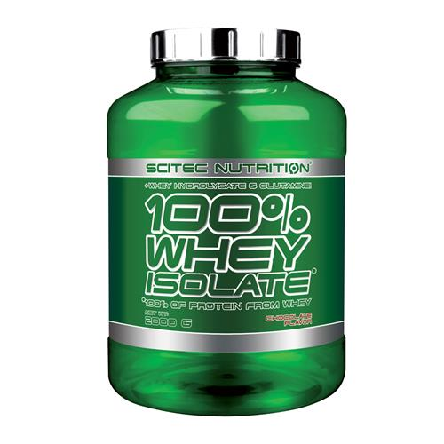 Proteínas Scitec Nutrition 100 % Whey Isolate