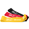 Elásticos Pack 3 mini bandas SKLZ - Fitnessboutique