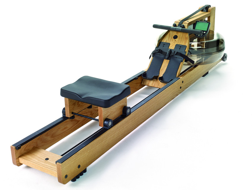Waterrower WaterRower Carvalho com monitor S4