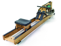 Remo WATERROWER WaterRower Carvalho com monitor S4