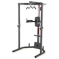 Smith machine e Squat POWER RACK Weider - Fitnessboutique