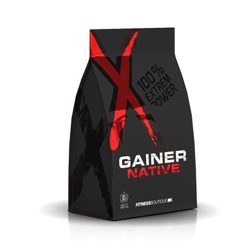 Gainer - aumento de massa XNative GAINER