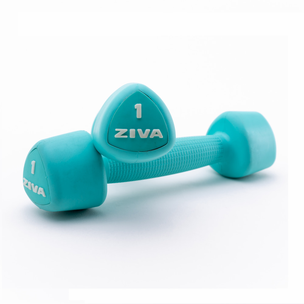 Ziva STUDIO TRIBEL DUMBBELLS
