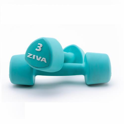halteres Ziva STUDIO TRIBEL DUMBBELLS