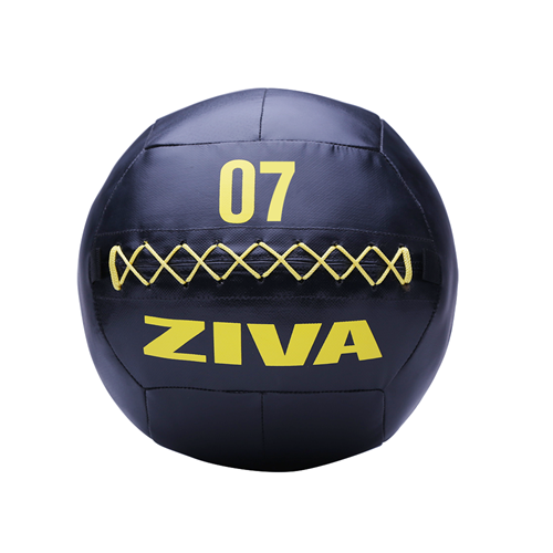Bola medicinal - Gym Ball Ziva WALLBALL
