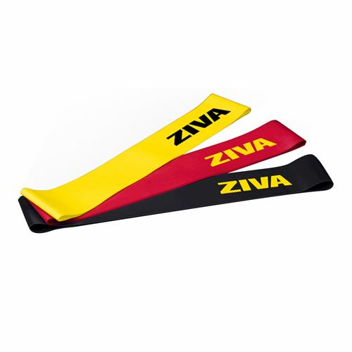 Elásticos Ziva LOOP RESISTANCE BAND SET